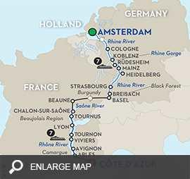 Rhine & Rhône Revealed – Southbound