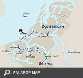 Enchanting Belgium – Southbound