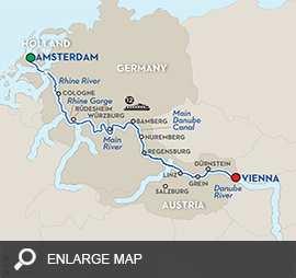 European Splendor – Eastbound