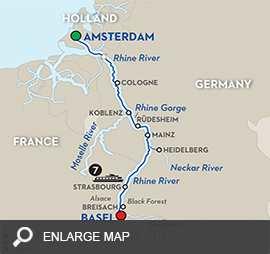 Romantic Rhine – Southbound