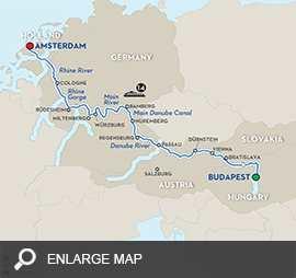 Magnificent Europe – Westbound