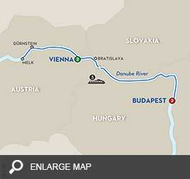 A Taste of the Danube – Eastbound