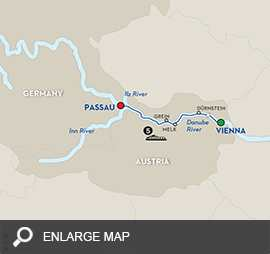 Danube Symphony - Cruise Only Westbound