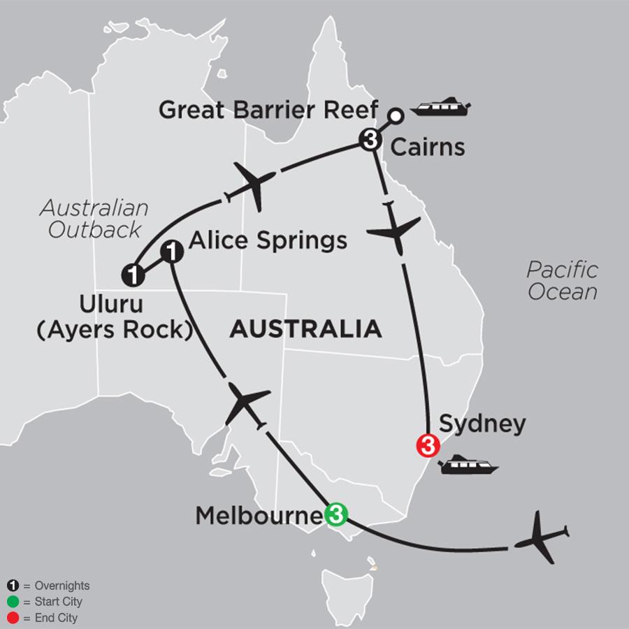 Highlights of Australia (33502019)
