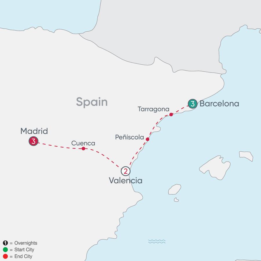 Spanish City Explorer (45002019)