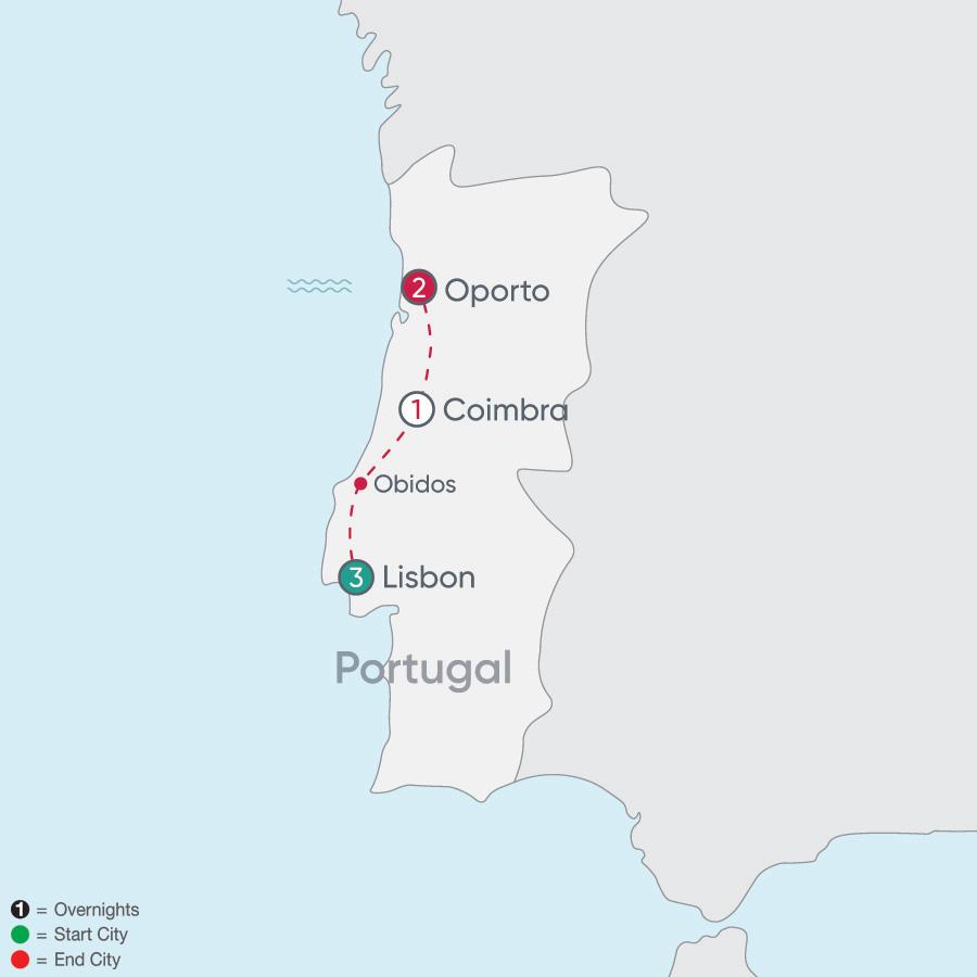 Portugal Explorer (45602019)