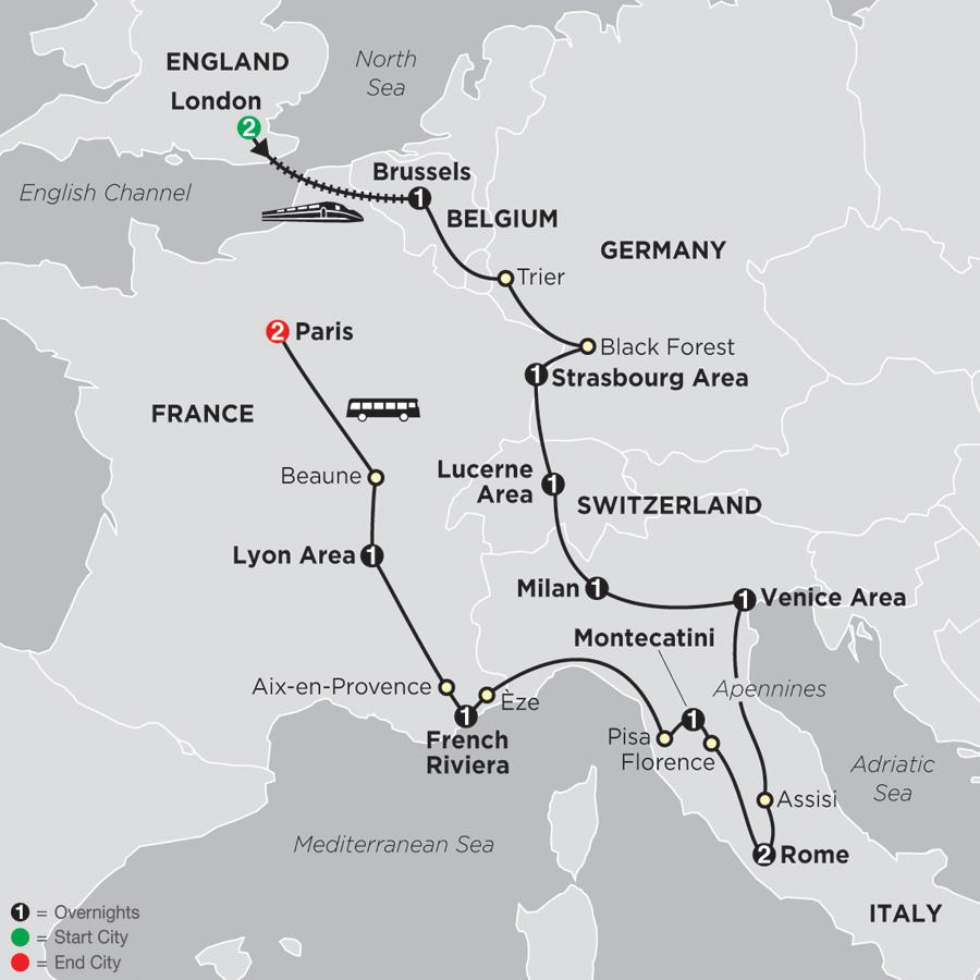 Wonders of Europe (51202019)
