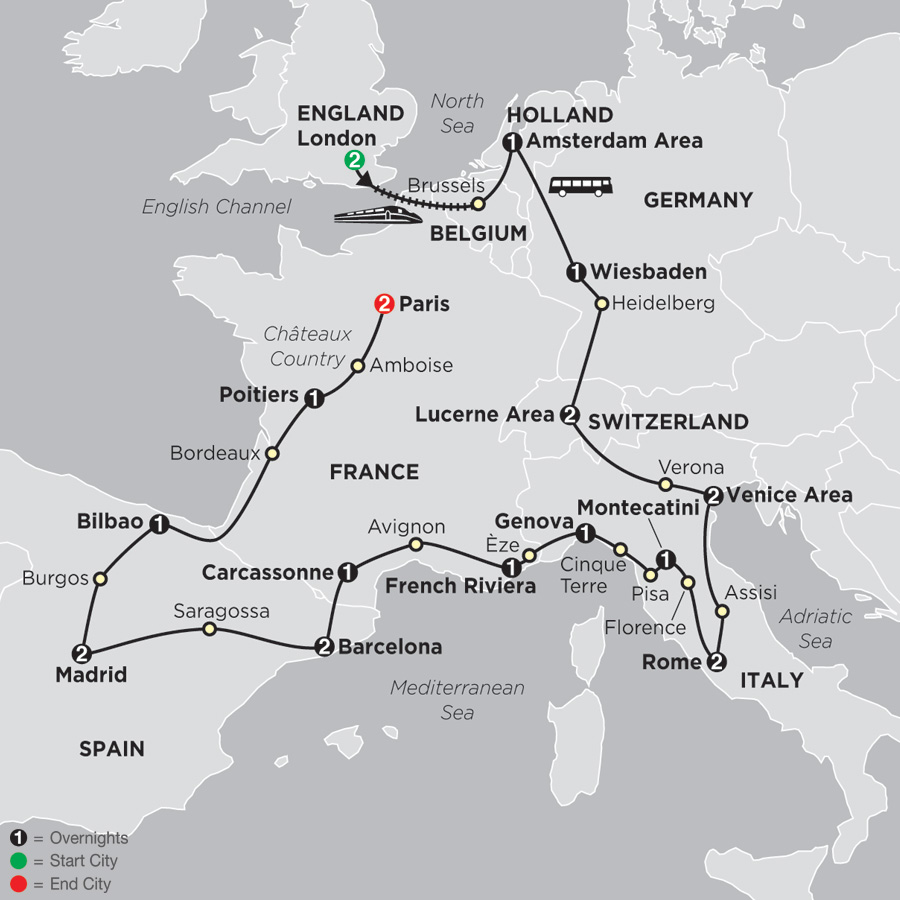 The Grand European (52102019)