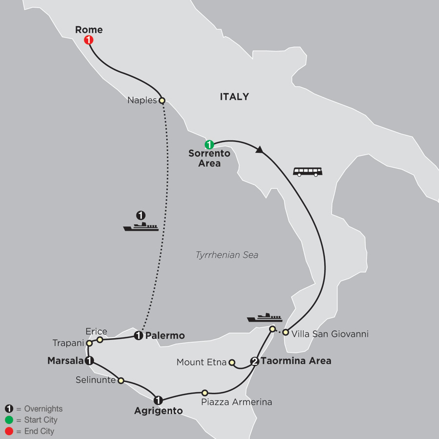 Sicily Discovery (63402019)