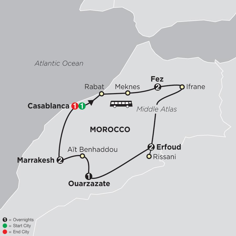 Highlights of Morocco (67802019)