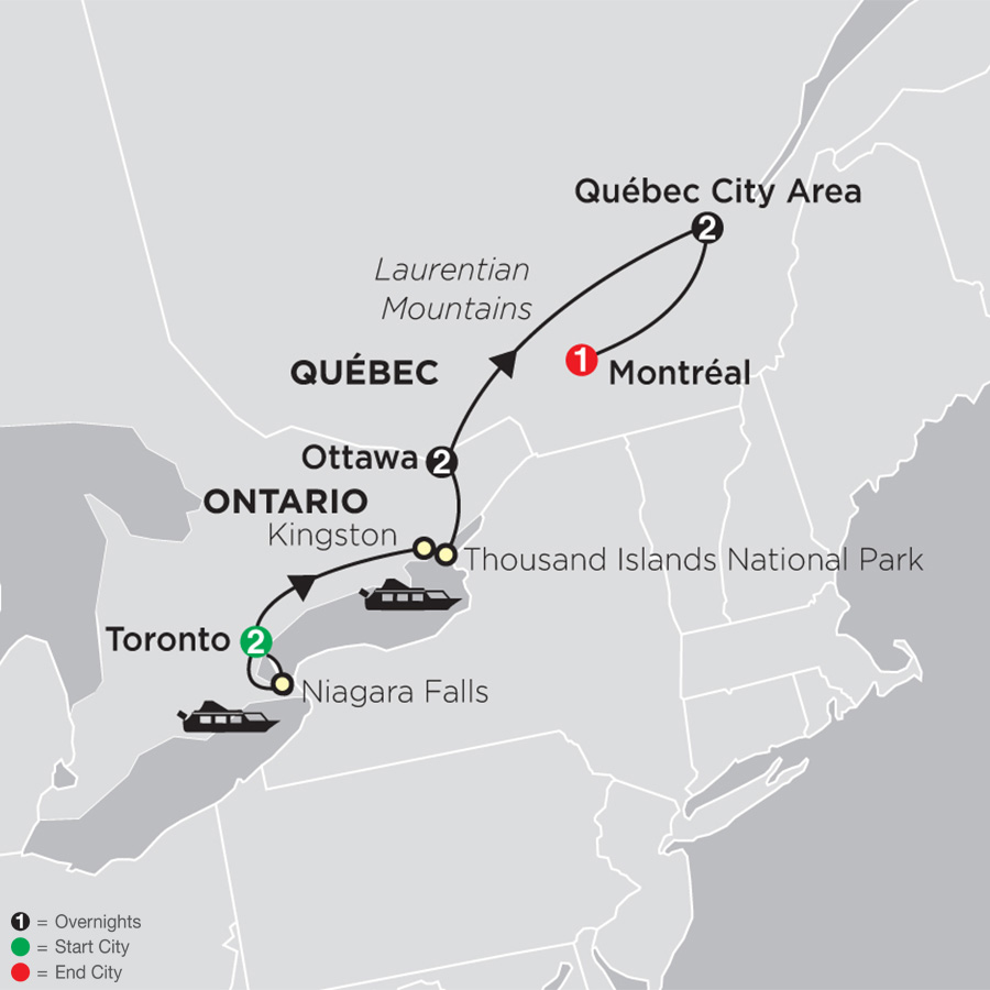 Ontario and French Canada (83302019)