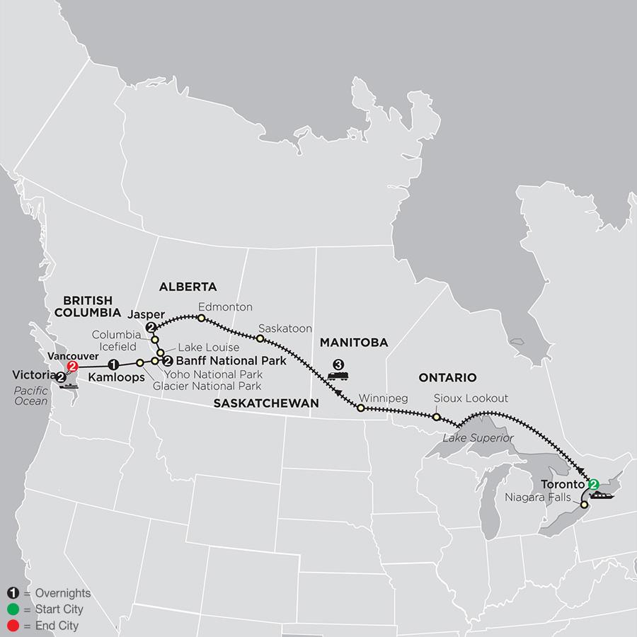 Canadian Train Odyssey (89602019)