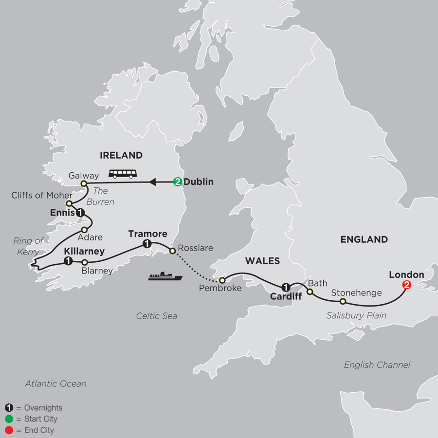 From Dublin to London (90402019)