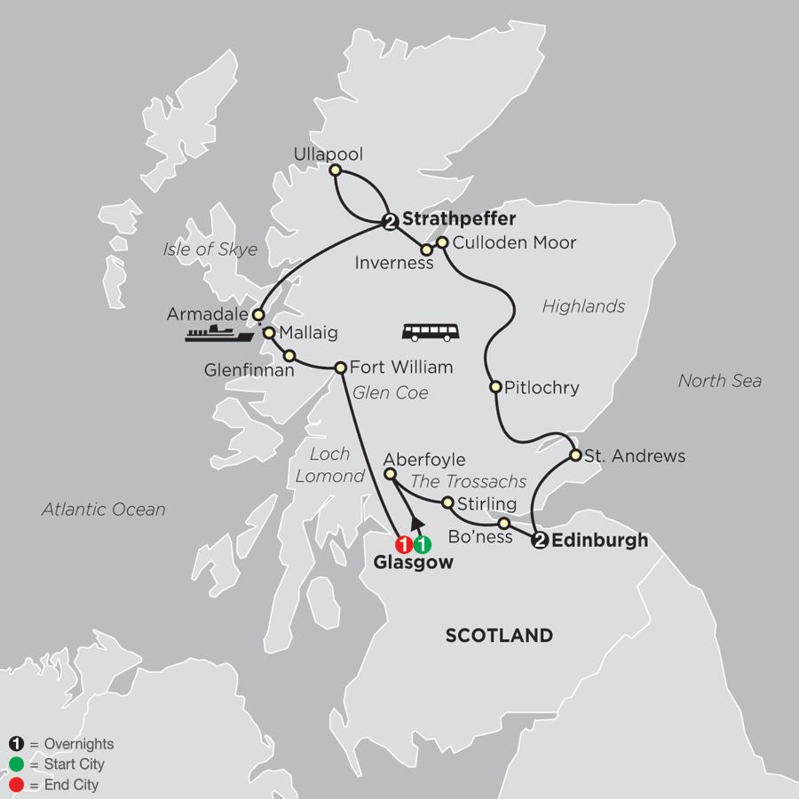 Scottish Outlander Adventure (90702019)