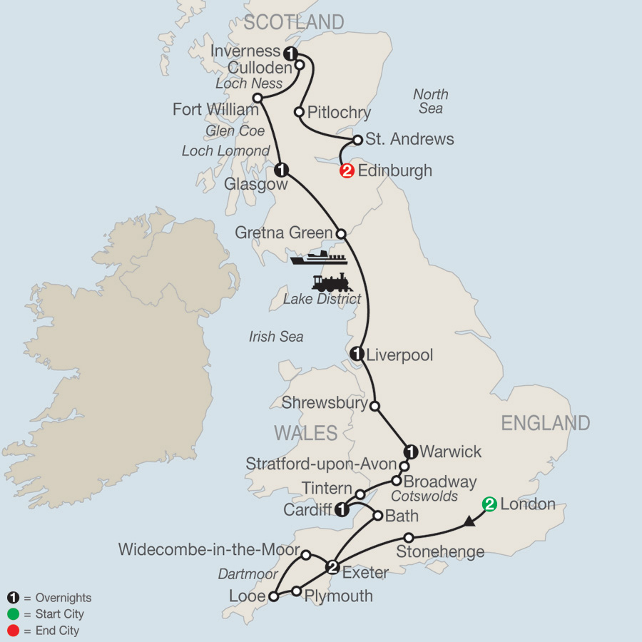 Britain Uncovered (GF2019)