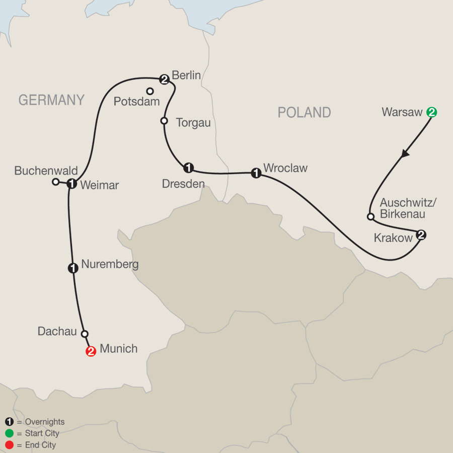 Poland, East Germany and World War II (RV2019)