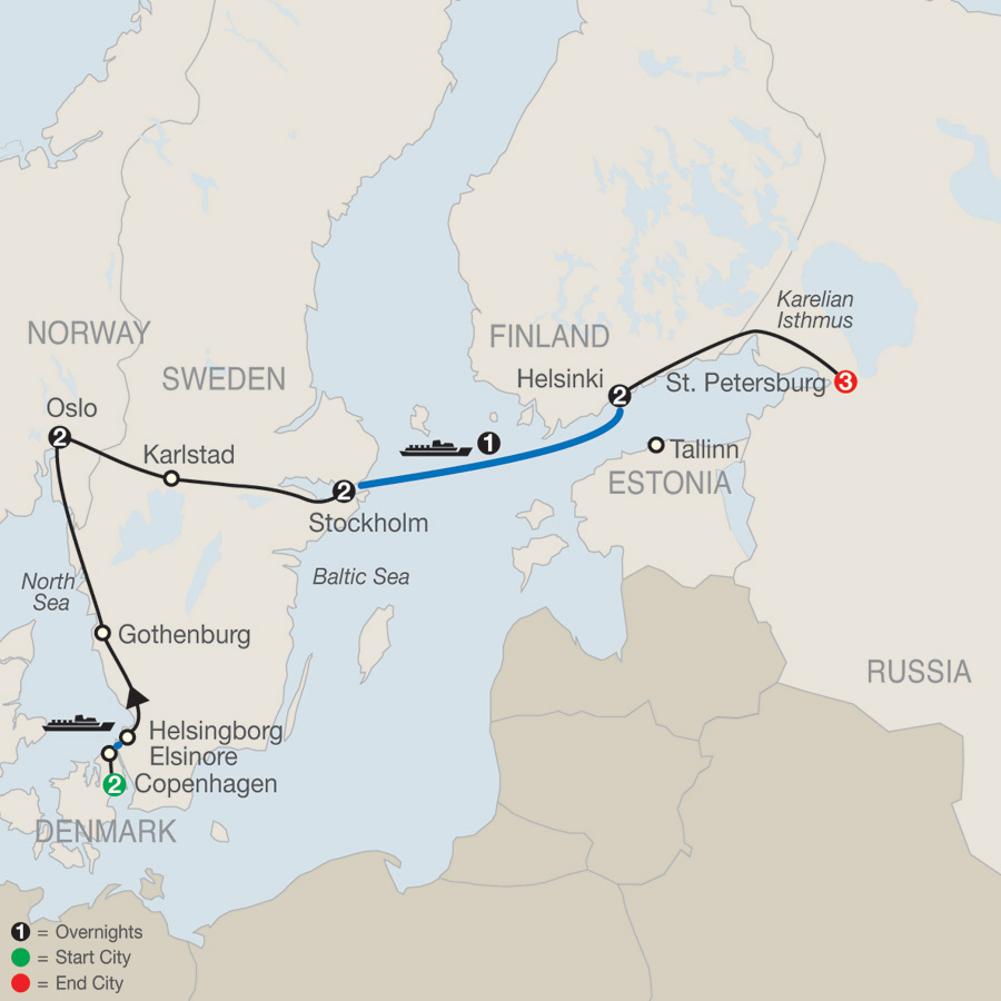 Russia Tours - Russia Vacation Packages 2019, 2020 | Atlas ...