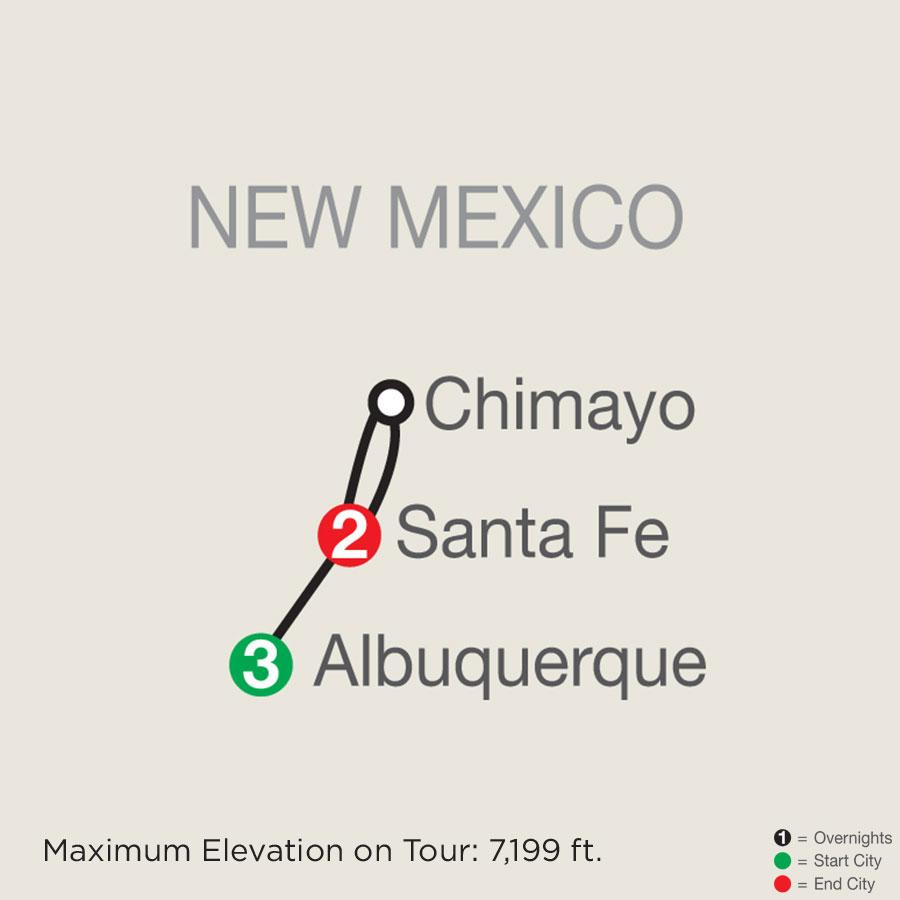 Enchanted New Mexico with Albuquerque Balloon Fiesta (AF2020)