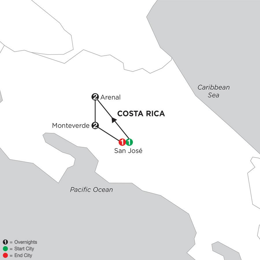 Costa Rica Wonders (ILA2019)