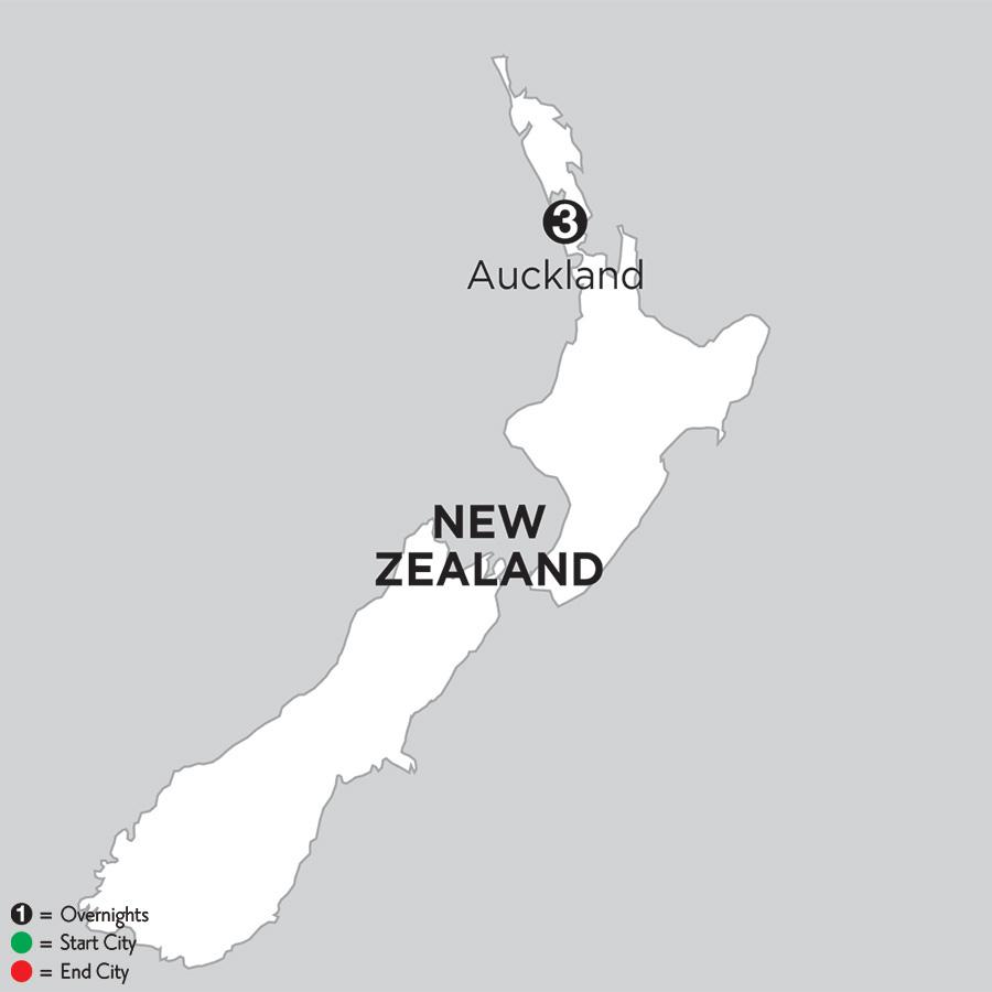 Auckland City Getaway (IPA2019)