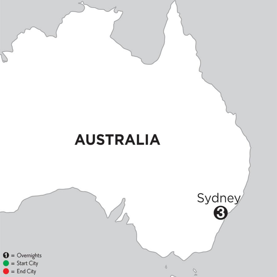 Sydney City Getaway (IPS2019)
