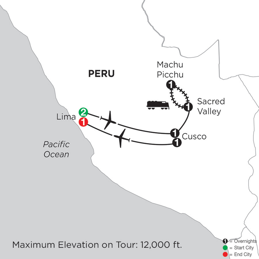 Peru Highlights (ISM2019)