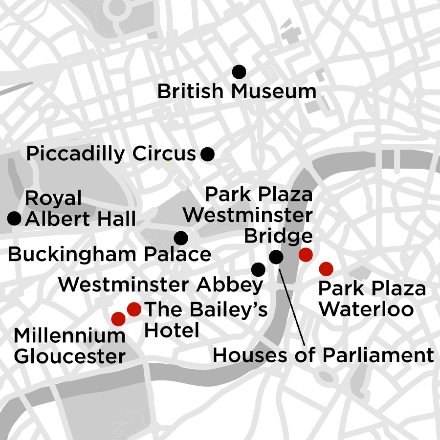 London Getaway (ML2019)