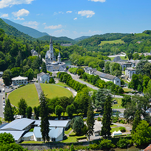 Europe Religious Vacation Packages - Shrines of France & Lourdes