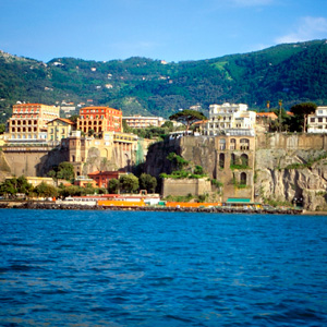 Italy's Great Cities With Sorrento (LJS)