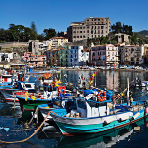 Italian Treasures With Sorrento (LKE)