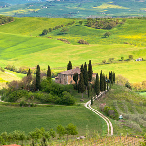 GEMS OF UMBRIA & TUSCANY (LT)