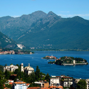Italian Highlights With Lake Maggiore (LZE)