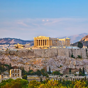 Classical Greece With Aegean Legends Cruise (RGK)