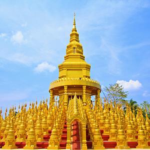 Golden Myanmar & the Alluring Irrawaddy — Northbound