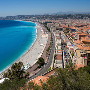BURGUNDY & PROVENCE FROM PARIS TO CÔTE D'AZUR