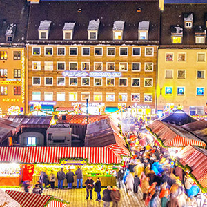 Christmas in the Heart of Germany — Cruise Only Eastbound