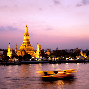 Fascinating Vietnam, Cambodia & the Mekong River with Bangkok — Northbound