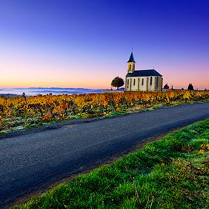 Burgundy & Provence — Southbound