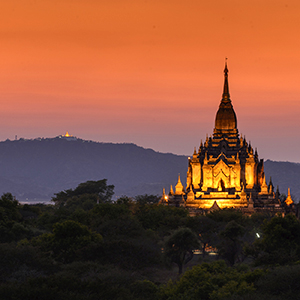 Golden Myanmar & the Alluring Irrawaddy with Bangkok — Southbound