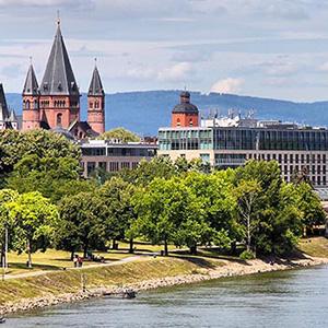 Rhine & Rhône Revealed — Cruise Only Northbound