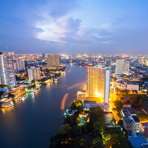 Fascinating Vietnam, Cambodia & the Mekong River with Bangkok — Southbound