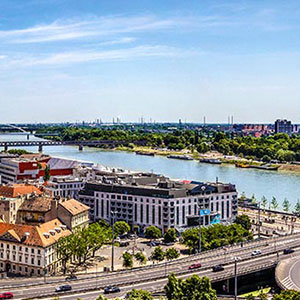 A Taste of the Danube — Cruise Only Eastbound