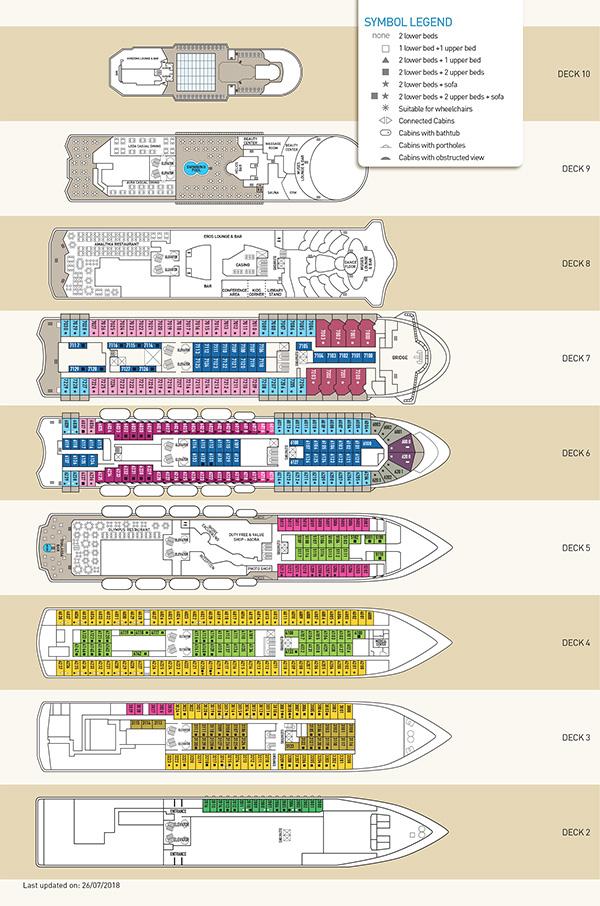 Celestyal Crystal Cruises Globus 174 Cruisetours