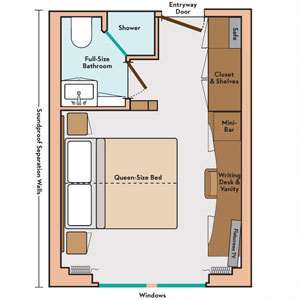 AVL Felicity cabin layout
