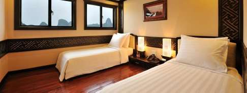 Paradise Luxury Ha Long Bay, Vietnam Cruises
