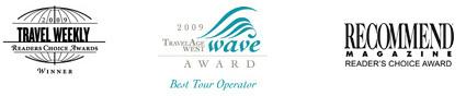 Globus family of brands Travel Awards