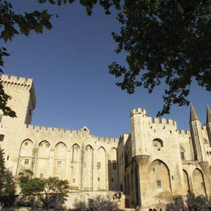Avignon Palace of Popes