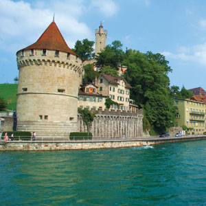 Enjoy some time in the wonderful town of Lucerne