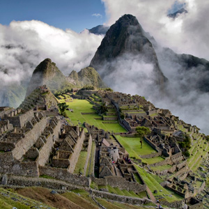 Peruvian peasants of the area had always known about the site and gave it its name, Machu Picchu, which means Ancient Peak