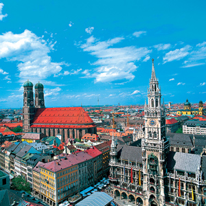 Experience beautiful Munich first-hand